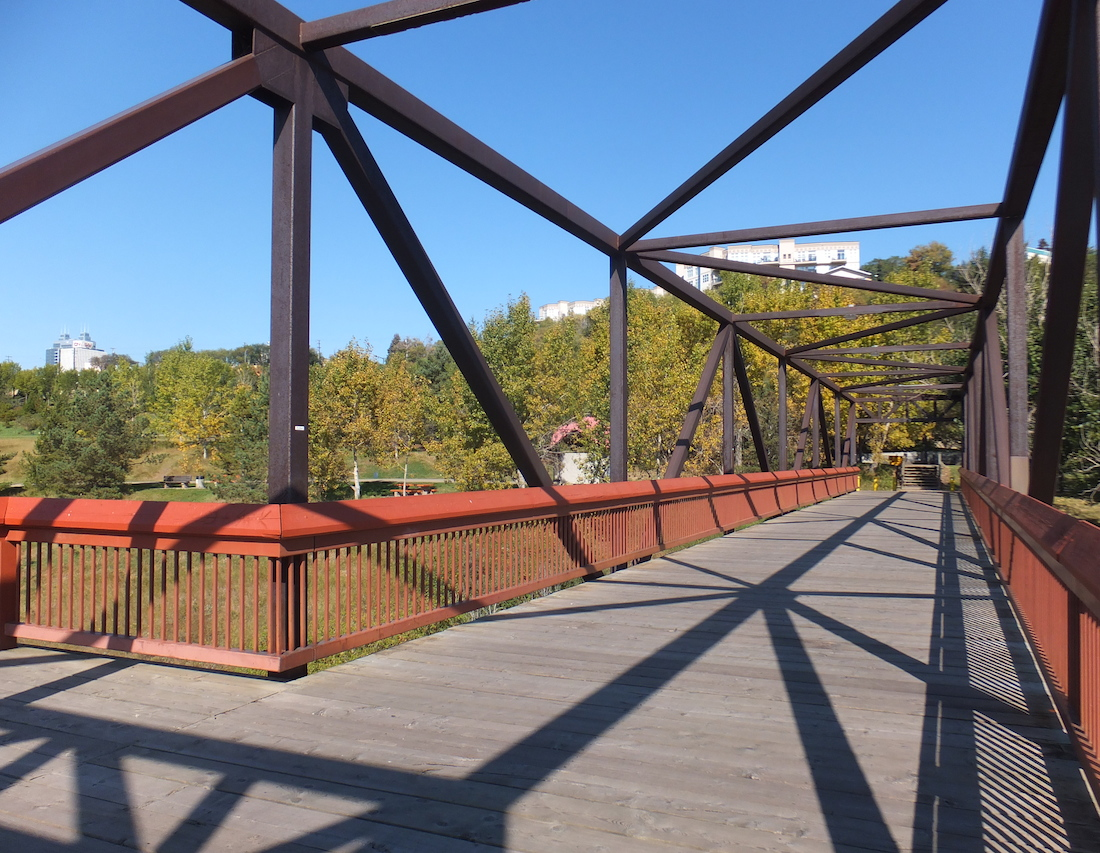 Cloverdale Pedestrian Bridge
