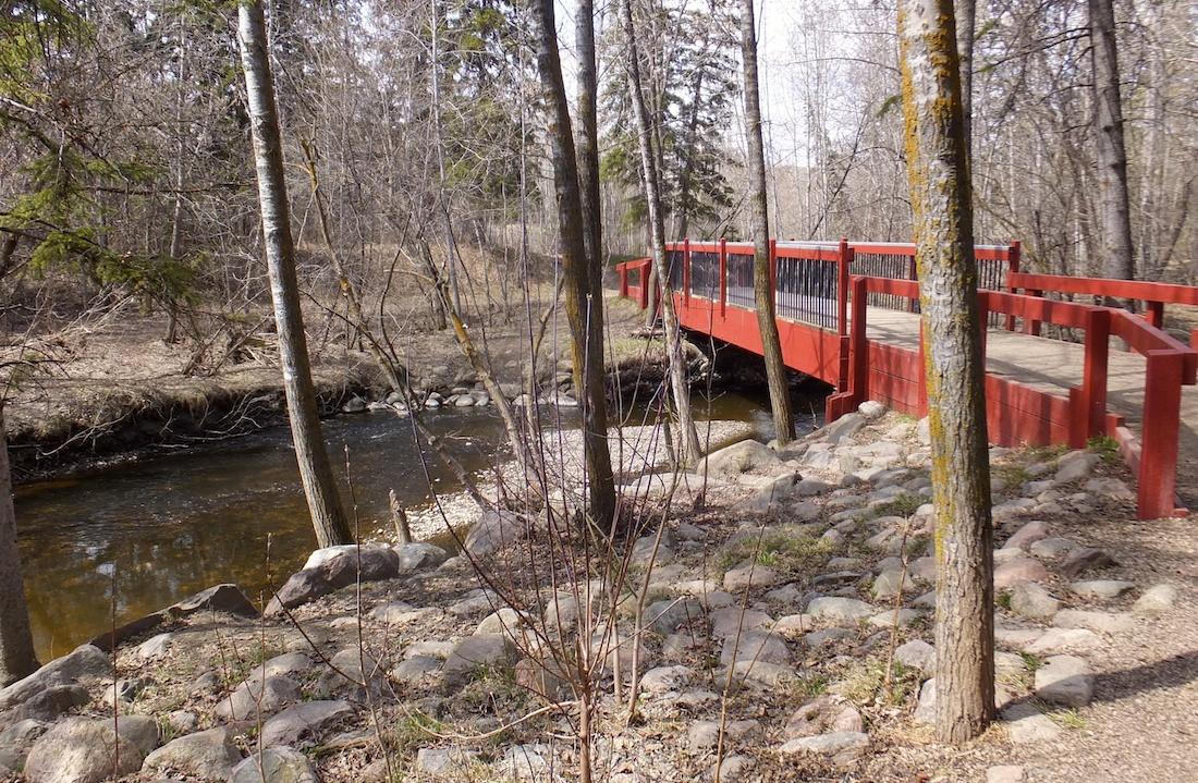 Mill Creek (south) bridge