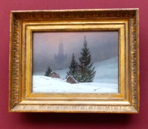 Winter Landscape by my beloved Caspar 'Dave' Friedrich