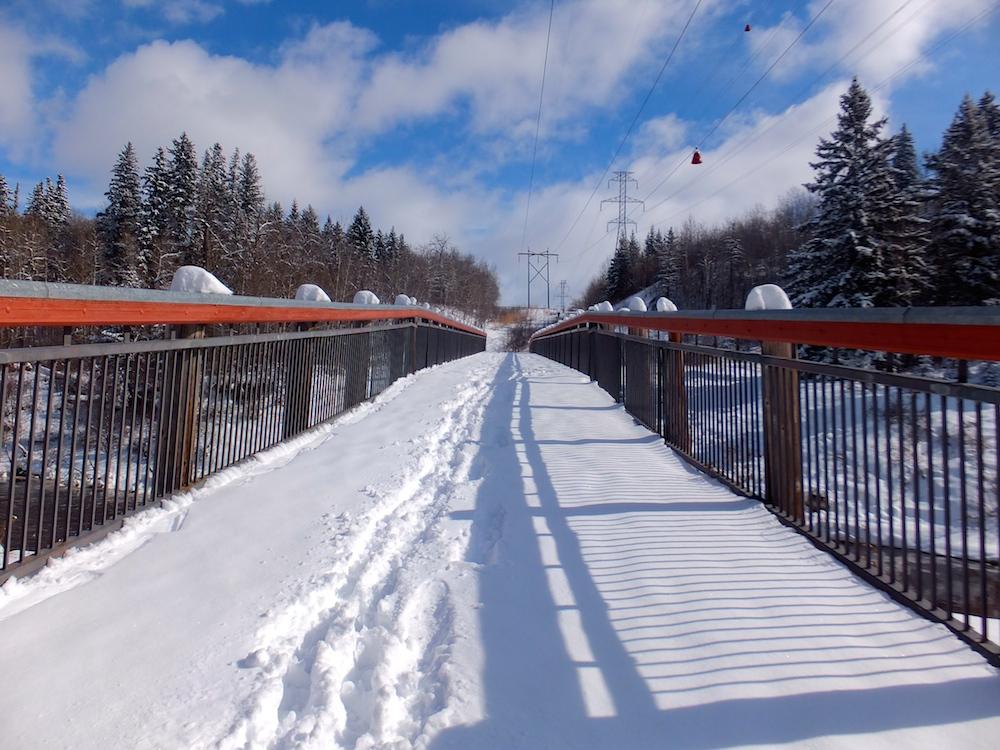 8. Whitemud Bridge