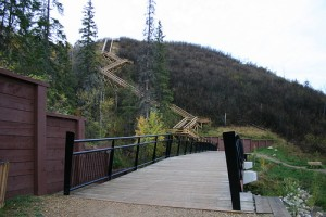 Mack Male photo of Wolf Willow staircase