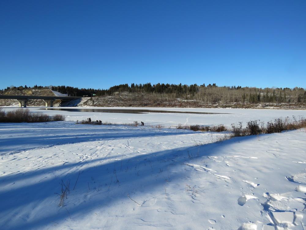 Whitemud North Sask River